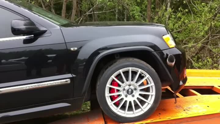 Jeep SRT8 1200hp (1200лс) moscow unlim 500