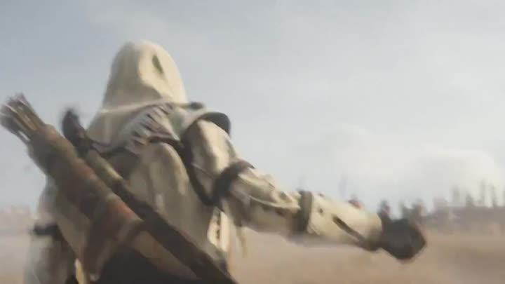 Видео: Assassin's Creed 3 Linkin Park - Lost in the Echo Music Video
