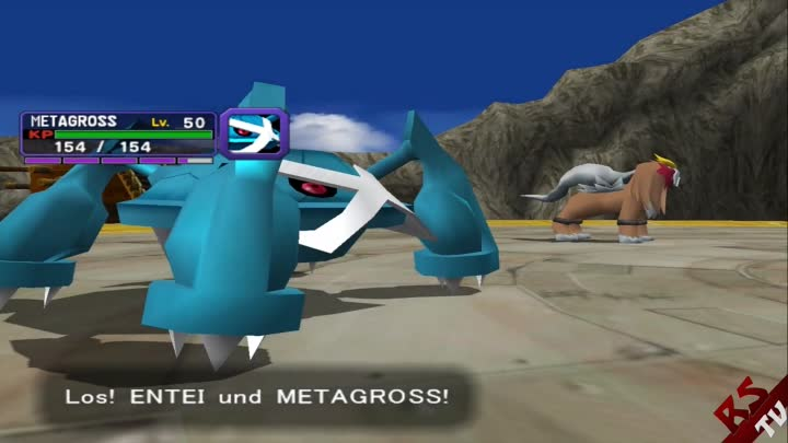 Let's Play - Pokemon Colosseum / Part 46 - Duellberg Areal 1 [HD/German]