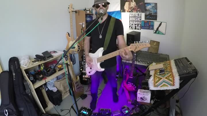 Twenty One Pilots stressed out metal cover with Beatbuddy. Serg Digin