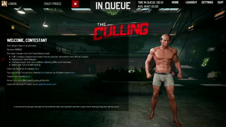 Видео: Летсплей The Culling by Azazin Full HD 60fps