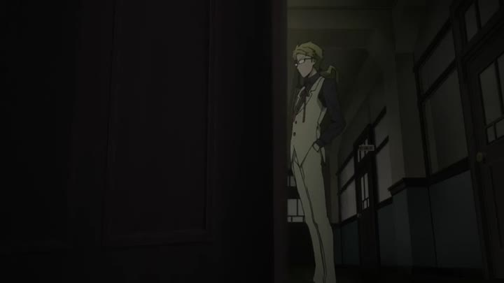 Видео: Bungou Stray Dogs _ Бродячие псы литературы _ Серия 9