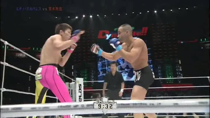 Shinya Aoki vs Eddie Alvarez - HD