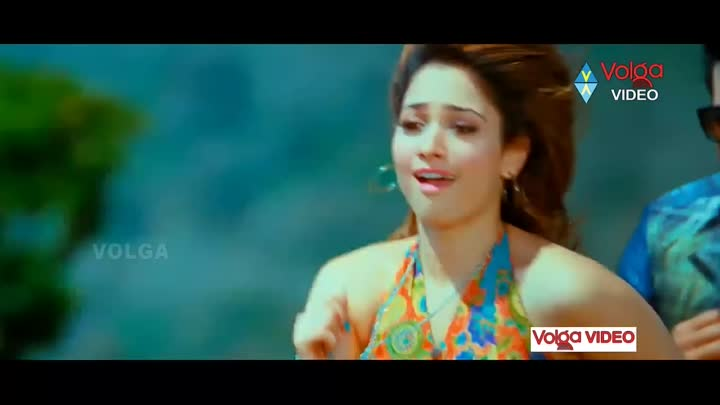 Видео: Racha Movie Songs 1080p - Oka Paadam - Ram Charan, Tamannaah