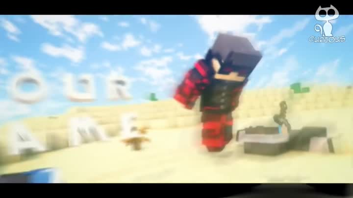 3D AMAZING TOP 10 Minecraft Animation Intro Template + FREE DOWNLOAD