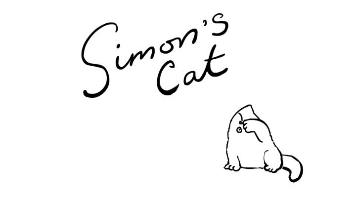 Laser Toy - Simon's Cat