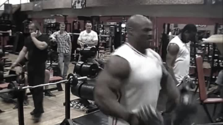 Ronnie Coleman - The G.O.A.T