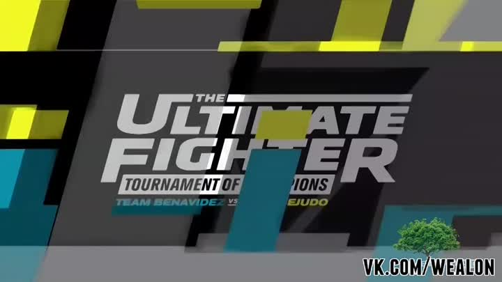 The Ultimate Fighter 24_ Tournament of Champions - 3 эпизод [RUS]