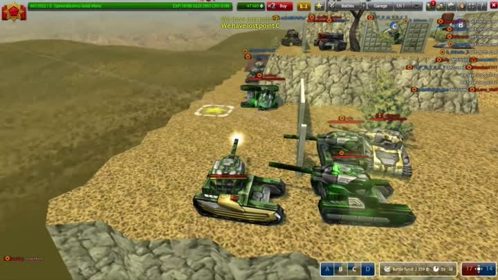 Видео: Tanki Online Gold Box Let's Play [TETRA APRIL GOLD•FOOLS DAY - PART 5] #125 (ЗЛП #125)•By Gold-Mans
