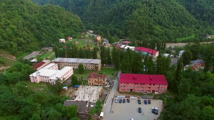 DRON TOUR GEORGIA 2016