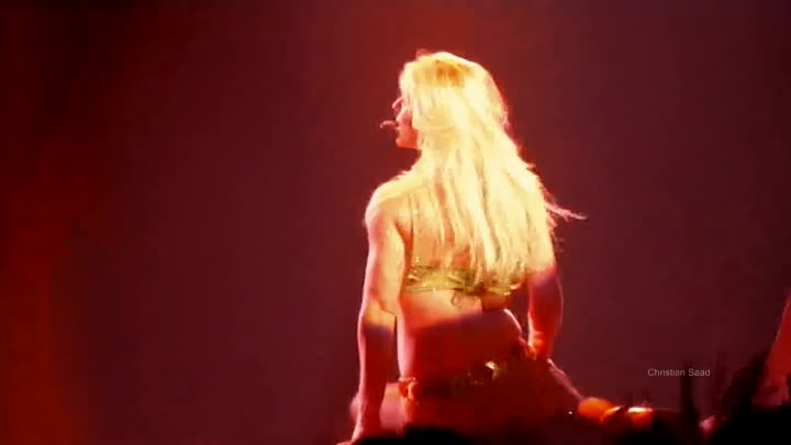 """Видео: Britney Spears """"He About To Lose Me"""" LIVE FULL LENGTH Femme Fatale Tour in Las Vegas 6⁄25⁄11"""