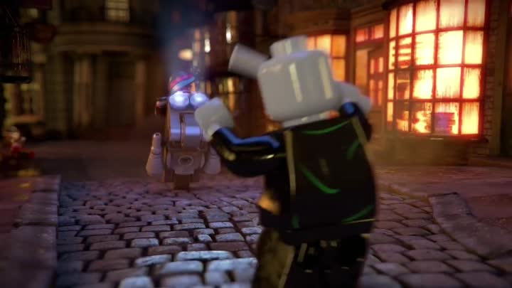 Видео: Lego Dimensions E3 Trailer – new Harry Potter and New Lego Dimensions 2 Characters