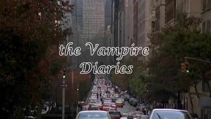 Видео: THE VAMPIRE DIARIES - BECAUSE THE NIGHT (4x17) OPENING CREDITS