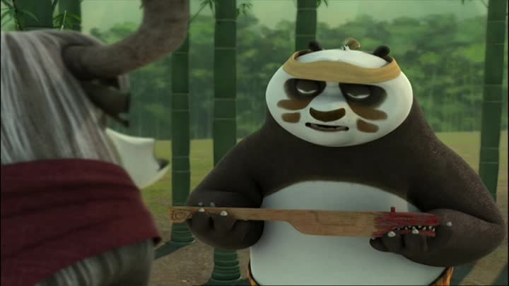 Видео: Kung-fu-panda-legends-of-awesomeness-2--ep-03