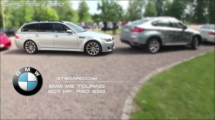Audi RS6 Evotech vs BMW M3 ESS vs BMW M5 vs Mercedes C63 AMG