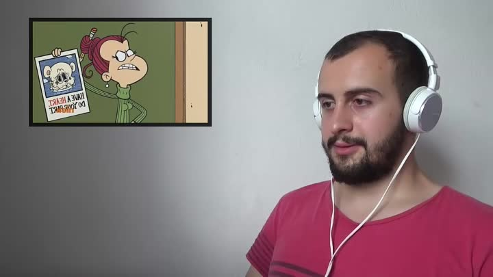 Видео: THE GREEN HOUSE - The Loud House (Episode 11b) (REACTION)