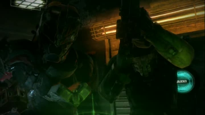 Видео: Dead Space 3 Official Announce Trailer