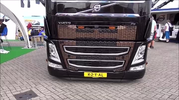 VOLVO FH4 ROYAL EDTION BY VOLVO TRUCKS