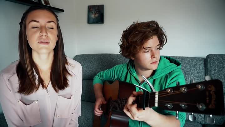 Видео: Prayer In C - Lilly Wood & Robin Schulz (Acoustic Cover)