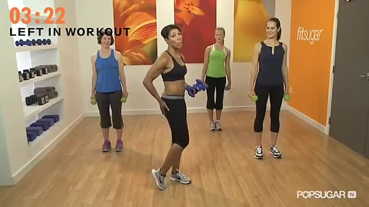 Видео: Booty Boot Camp Workout With Jeanette Jenkins