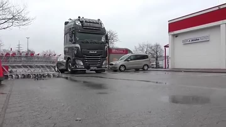 DAF XF106.510 SSC without pipe - M.T. Transporte