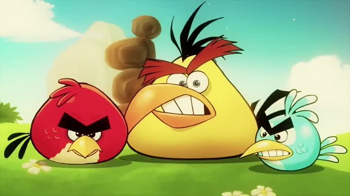 Angry Birds & the Mighty Eagle