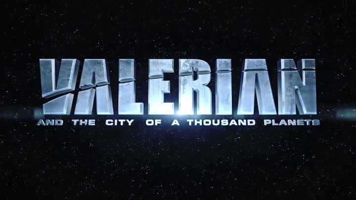 VALERIAN AND THE CITY OF A THOUSAND PLANETS Wraps Production (2017) Rihanna Sci-Fi Movie HD