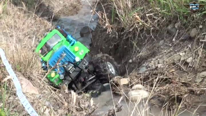 RC ADVENTURES - TTC 2010 - Eps 5 - TANK TRAP - 4X4 SCALE TOUGH TRUCK CHALLENGE