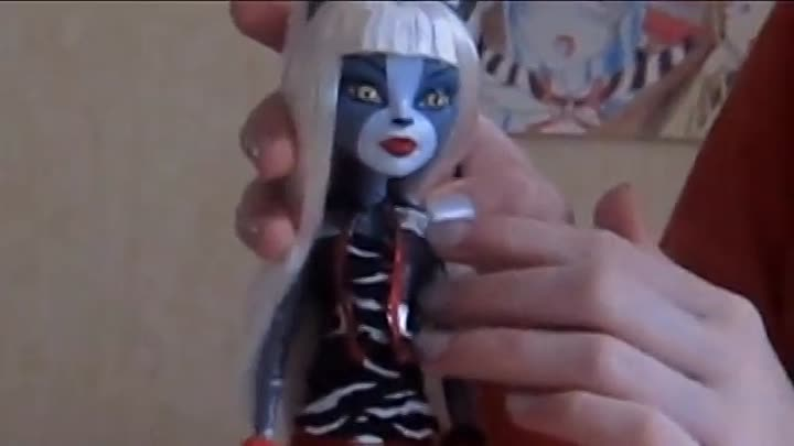 Видео: Monster High Meowlody & Purrsephone WereCats Sisters Pack Meowlody Обзор на русском