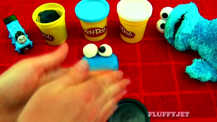 Play-Doh Surprise Eggs Disney Pixar Cars Toys Kinder Super Mario Peppa Pig Angry Birds [Trailer #2]