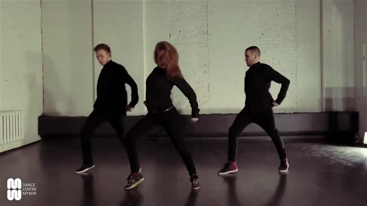 Katy Perry - Dark Horse (feat. Juicy J) choreography by Lada Kasynets - Dance Centre Myway