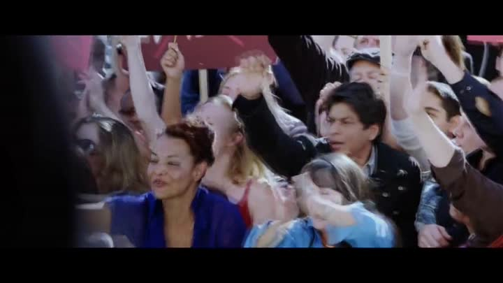 My Name is Khan music video