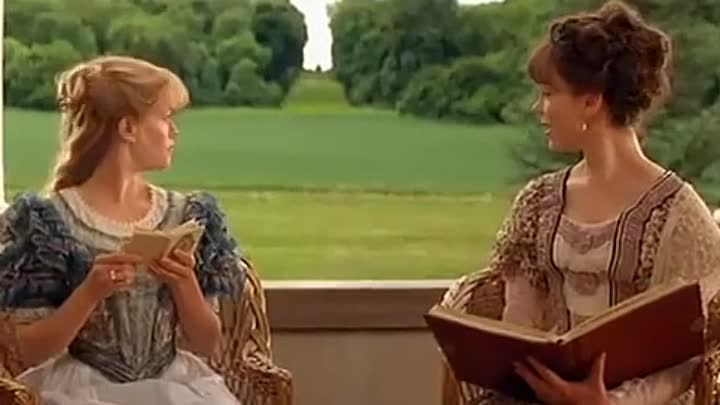 The Importance of Being Earnest - Singing scene