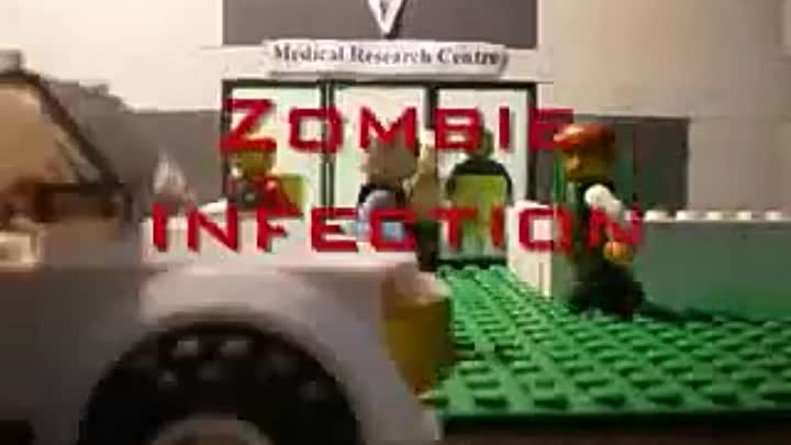 Lego City Zombie Infection
