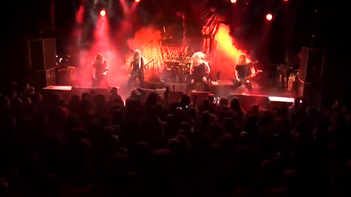 Видео: Amon Amarth - Bleed For Ancient Gods - Live - Bochum Zeche - 2008
