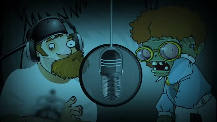 Видео: Wabby Wabbo by Cray-Z -- Plants vs. Zombies Hip Hop Video