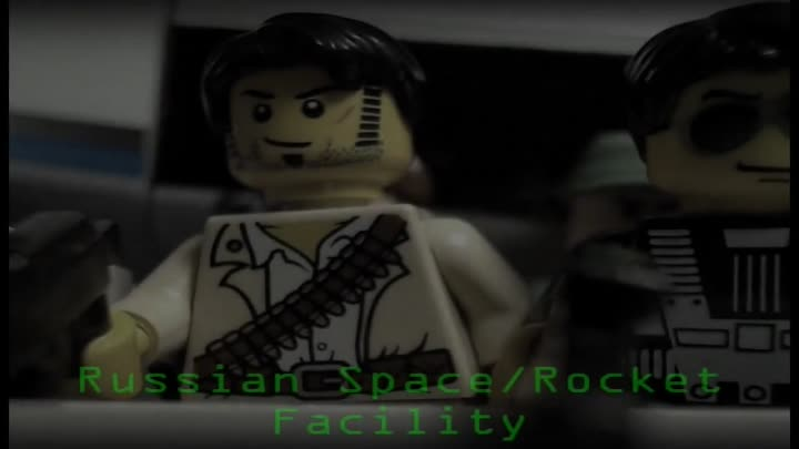 Видео: Call of Duty Black Ops Zombie Ascension Map in Lego