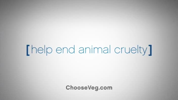 Видео: Mercy For Animals' Pro-Vegetarian MTV Commercials