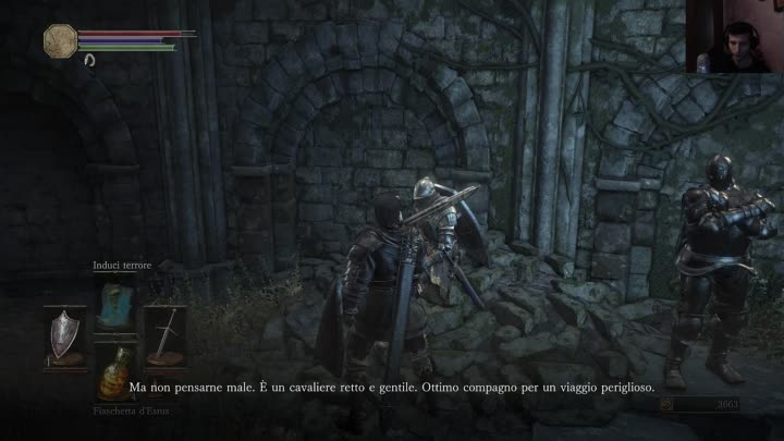 Видео: Dark Souls 3 Gameplay ITA #5 Boss Saggio di Cristallo