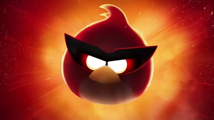 Angry Birds Space - RED Bird Gameplay