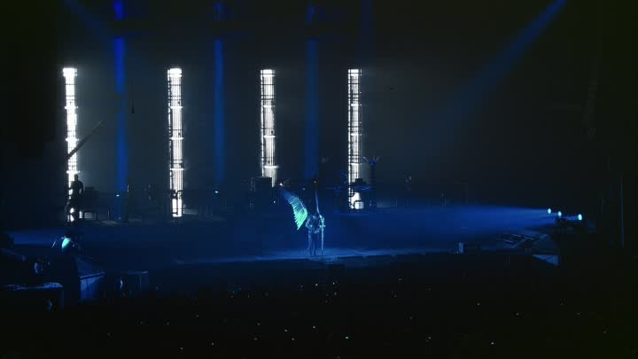 Видео: Rammstein - Konzertfilm «Live from Madison Square Garden» Madison Square Garden, Нью-Йорк, США, 11 декабря 2010 (In Amerika)