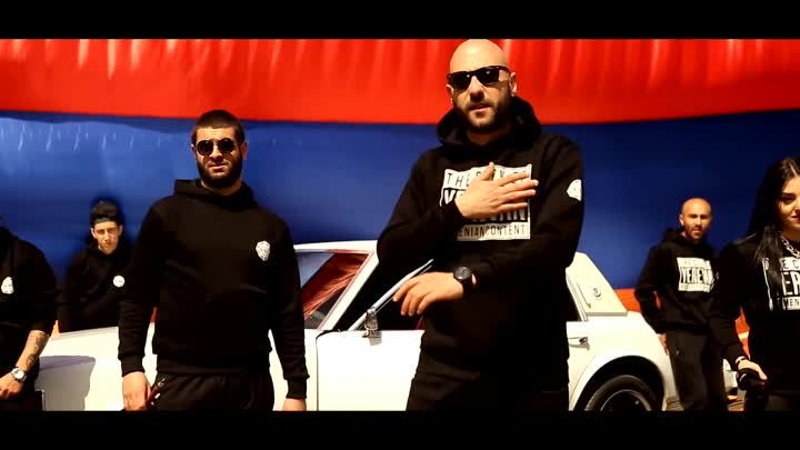 NAREK (METS HAYQ) feat. HAYK - QEF ARA [2016 HD] (Official Music Video )