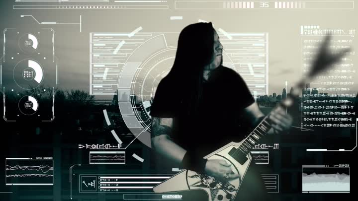 """TESTAMENT - """"The Pale King"""" (OFFICIAL MUSIC VIDEO)"""