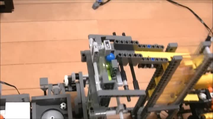LEGO Great Ball Contraption (GBC) Layout 2012.9