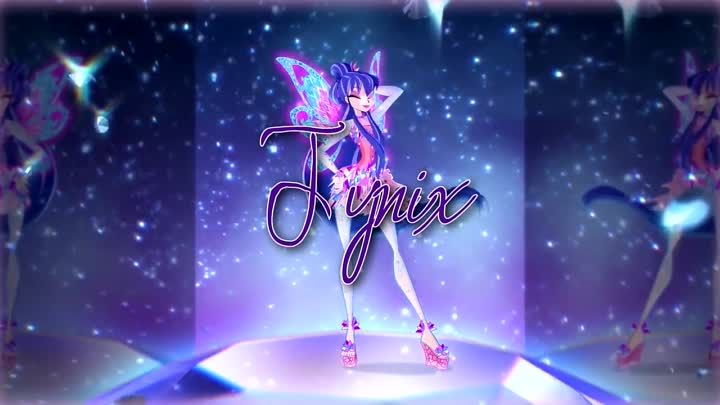 Видео: Winx Club - Musa All Full Transformations up to Tynix! HD!