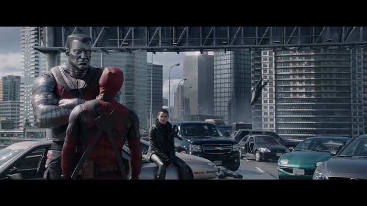 Видео: DEADPOOL Official Red Band Trailer #2 (2016) Ryan Reynolds Marvel Movie HD