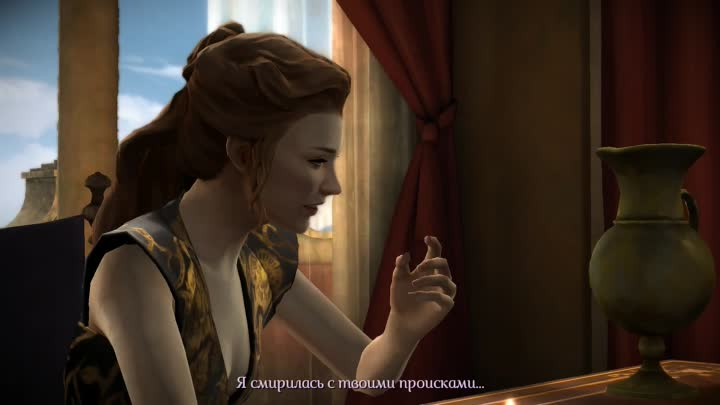 Видео: Игра Престолов [Game of Thrones] - Telltale - ep. 6 The Ice Dragon - #22