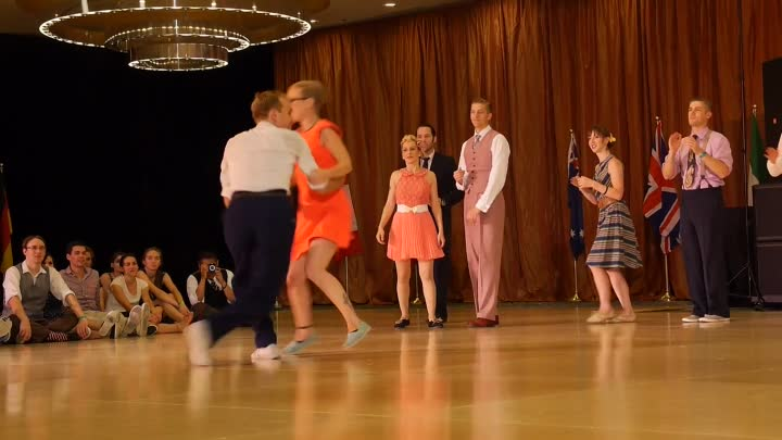 ILHC 2013 - Invitational Strictly Lindy Hop Finals