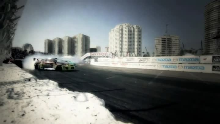 Far East Movement - Like a G6 music and Video Drift Version official (by Tazz) HD.avi