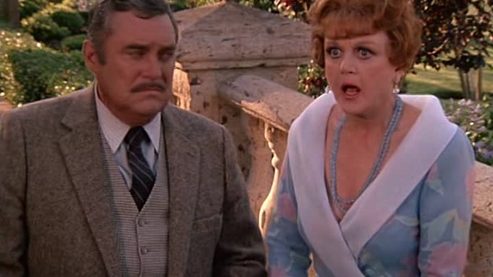 Видео: Murder She Wrote 4x06 It Runs in the Family - Это у нас семейное